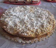Ricetta sbriciolata ricotta e amaretti pubblicata da lully - Questa ricetta è nella categoria Prodotti da forno dolci