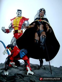 Storm : First Appearance (Marvel Legends) Custom Action Figure