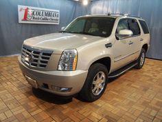 2007 Cadillac Escalade AWD   $23,000 Columbiana Buick Cadillac Chevrolet  1 866 470