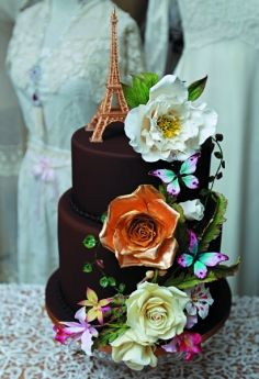 Couture Cake