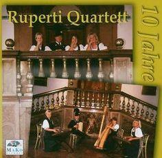 10 Jahre,Volksmusik und Klassik von Ruperti Quartett auf CD - Musik