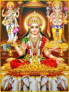 Laxmi Saraswati and Ganapati Saraswati Photo, Saraswati Devi, Durga Ji, Shri Ganesh, Jai Shree Krishna, Lord Ganesha, Lord Shiva, Kali Shiva, Shiva Shakti