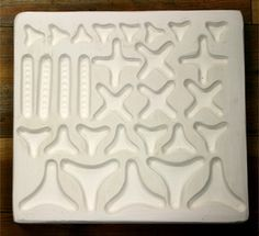 Stilt Mold -- This is great for making your own stilts for firing ceramics and pottery