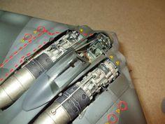 Built 1/48 Horten Ho229A-1 Luft46 Flying Wing Nice! | eBay