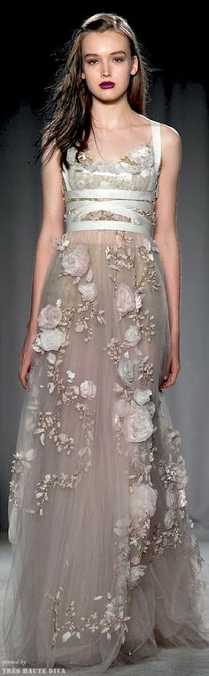Marchesa - Spring 2014 http://www.wedding-dressuk.co.uk/prom-dresses-uk63_1