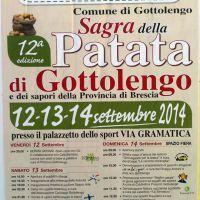 SAGRA DELLA PATATA A GOTTOLENGO - Boodiv http://www.boodiv.com/eventi/brescia-gottolengo-sagra-della-patata-a-gottolengo.html