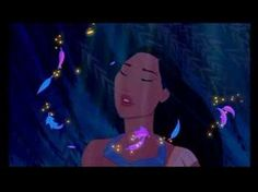 """Pocahontas- Listen With Your Heart.. """"If you listen the spirits will guide you"""".. I remember I showed this movie to my students!.. #TeachersRock #Memories #SpiritGuides #ListenToYourHeart #TreeHugger #HippieChild #StopWorldWideGenocide"""