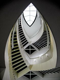 Cathedral of Stairs