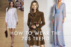 Fashion: The Flamboyant Fashion Revolution Womens Fashion For Work, Fast Fashion, Fashion Outfits, Fashion Women, Plus Size Womens Clothing, Clothes For Women, 70s Mode, 2015 Fashion Trends, Fashion Ideas