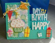 Gigi's Crafts: Happy Birthday Card