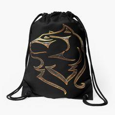 Promote | Redbubble Drawstring Backpack, Backpacks, 3d, Bags, Fashion, Handbags, Moda, Fashion Styles, Backpack