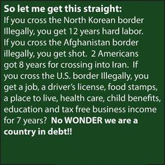 This makes so much sense but the Democrats and Unfortunately the Republican do nothing.  That's why we need TRUMP