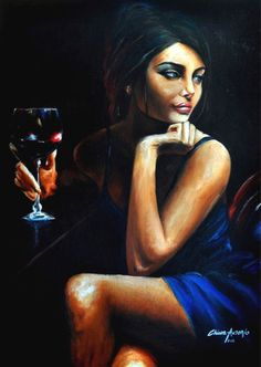 Chiara Ausanio, Wine on ArtStack #chiara-ausanio #art