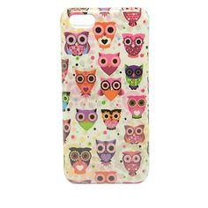 Mange ugler Mønster IMD Craft vanskelig sak for iPhone – NOK kr. Cheap Iphones, Iphone 5c Cases, Owl Patterns, Stuff To Buy, Crafts, Manualidades, Handmade Crafts, Craft, Arts And Crafts