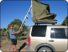 roof tents series 3 eezi-awn of south  africa