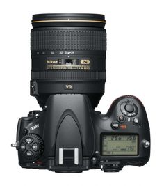 I WISH!!  NIKON D800: Nikon's latest full frame body is a 36.3 megapixel monster, spitting out 212 mb TIFFs, and playing equally friendly with 1080P H.264 video; all in a package that's a little smaller and lighter than the D700. Amazing.