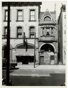 East Ninth Street in Cincinnati, Ohio Roaring 20s, Local History, Historical Photos, Cincinnati, Ohio, Cathedral, The Past, Feels, Goodies