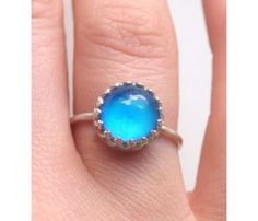 An adult mood ring - My husband needs this for me :)