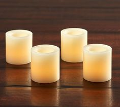 Flameless Candles With Remote Costco Awesome Decor Look Alikes  Pottery Barn Flameless Wax Pillar Candles $1250
