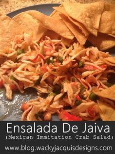 Recipe: Ensalada De