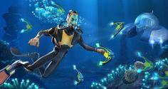 #Subnautica – Morando no oceano  #review  #games #XboxOne #ofilmante
