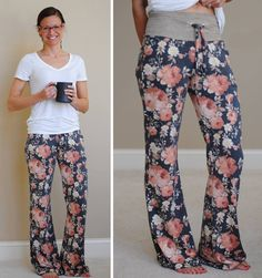 The Portlander pants are so comfortable yet versatile that you can wear them lounging around drinking your coffee, or dressed up to go out on the town. Features a tall waistband much like a control panel, or simply fold it down for a lower rise. No serger required! No special tools needed. Comes in sizes xx-small, x-small, small, medium, large, xl, 2x, 3x. This pattern is designed for knits. Suggested fabrics include: Sweatshirt fleece, fleece, french terry, light to heavy weight fabric…