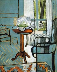 The Window -- Henri Matisse, 1916