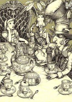 Tomislav Tomic | Alice in Wonderland