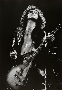 Happy Birthday to Jimmy Page of Led Zeppelin!
