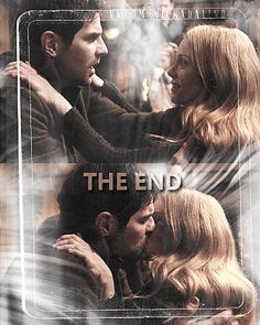 Perfect ending for Nadalind, though I would've like to see them get married or at least a picture of thier wedding