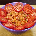 Healthy Chuck Wagon Salad. Healthy recipes and cooking tips to keep you looking and feeling your best!