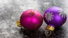 Pretty #Christmas #Bells Background