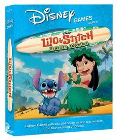 Disneys Lilo  Stitch Hawaiian Adventure  PC -- Click image for more details.