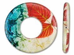 Inspirational Beading: Bead Wish List: Donut Focals