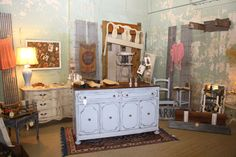 refurbed distressed furniture | ... refurbished furniture, distressed finishes, and funky what nots