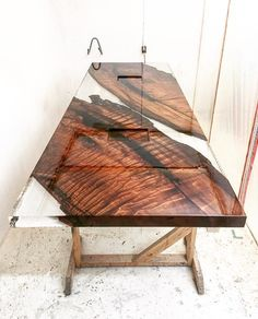 24 Stunning Resin Wood Furniture - fancydecors