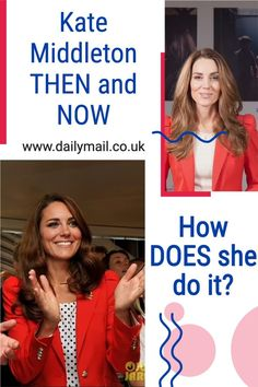 After 10 years and three children, Kate Middleton is still slipping into the same outfits she first wore at the start of her royal career.