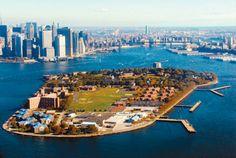 Governors Island in New York City #Nautica