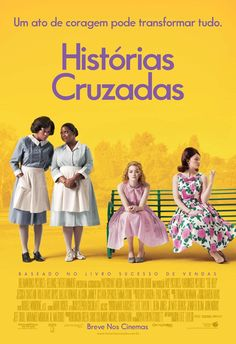 Historias Cruzadas, filme com direção de Tata Taylor, é uma historia de amizades inesperadas e coragem que muda tudo.