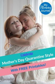 It's going to be a different Mom's Day this year because of the lockdown. Here are awesome ideas to help you celebrate Mother's Day quarantine style. #mothersday #mothersdayquarantinestyle #mothersdaylockdown