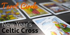 It's Tarot Circle time again! Fellow Aussie, Rose shares her New Year Celtic Cross. Read our interpretations of this Tarot reading and share your own. Be part of this fun learning experience.
