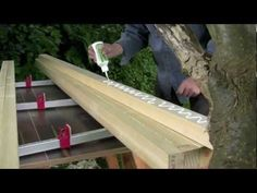 How to build a workbench - (Part 1) Laminating the top - with Paul Sellers - YouTube