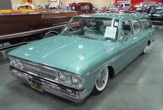 1963 rambler station wagon Car Tuning