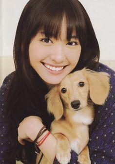 Yui Aragaki(新垣結衣)