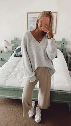 Fall Winter Outfits, Autumn Winter Fashion, Look Fashion, Fashion Outfits, Cute Casual Outfits, Comfortable Winter Outfits, Winter Mode, Inspiration Mode, Looks Cool