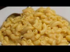 (2) Vegan Mac and Cheese Recipe - No Dairy or Eggs! - YouTube