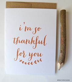 Have the kids make personalized Thank You cards to give to friends and family to teach them the spirit of thankfulness and gratitude.