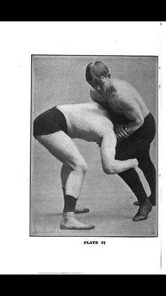 Wrestling : How to train by Frank Gotch, World's champion - Album on Imgur