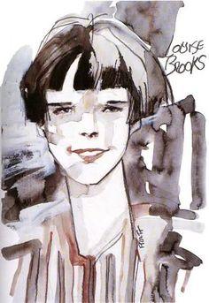 FRIDAY NIGHT BOYS: Hugo Pratt http://www.pinterest.com/zago6564/
