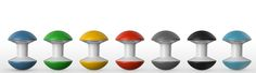 The Ballo stool from Humanscale was designed by Don Chadwick for short term sitting, making it an ideal solution for breakout areas. The Ballo stool Office Furniture, Furniture Design, Breakout Area, Smart Office, How To Motivate Employees, Office Accessories, Love Design, Healthy, Office Designs